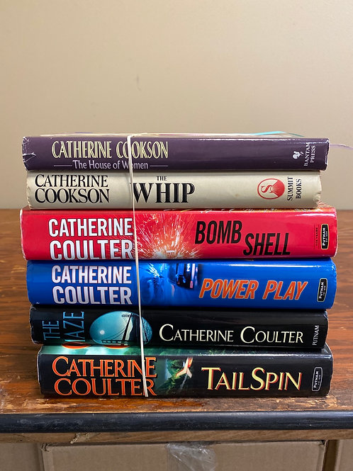 Fiction - Catherine Coulter & Catherine Cookson