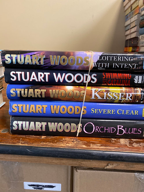 Fiction - Stuart Woods