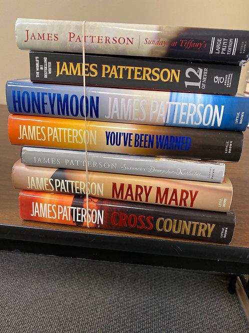 Fiction - James Patterson