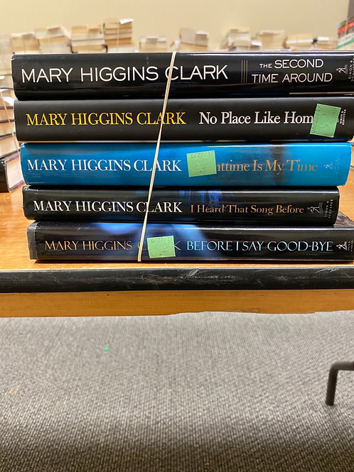 Fiction - Mary Higgins Clark