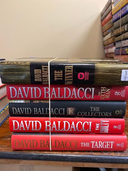 Fiction - David Baldacci
