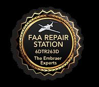 Embraer FAA certified repair station