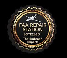 Embraer FAA repair station