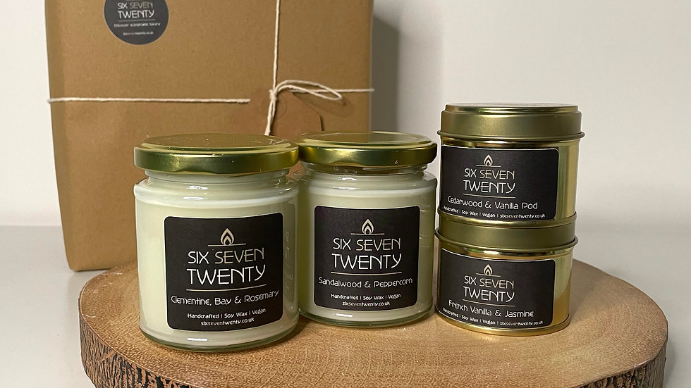 The Candle Gift Set