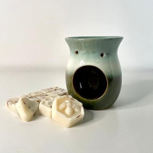 Eucalyptus Ceramic Burner