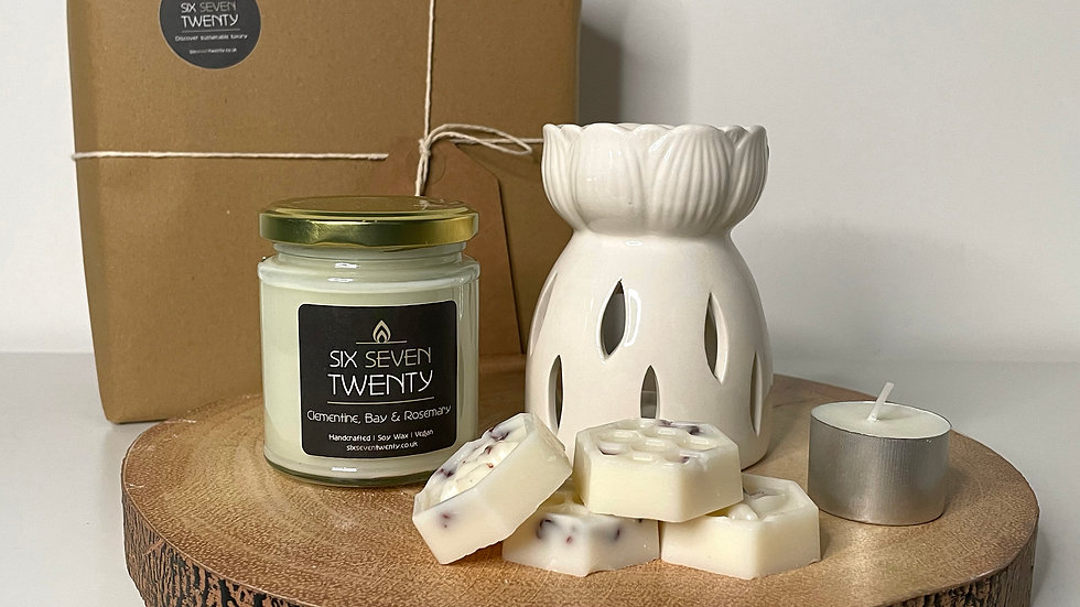 The Soy Wax Gift Set