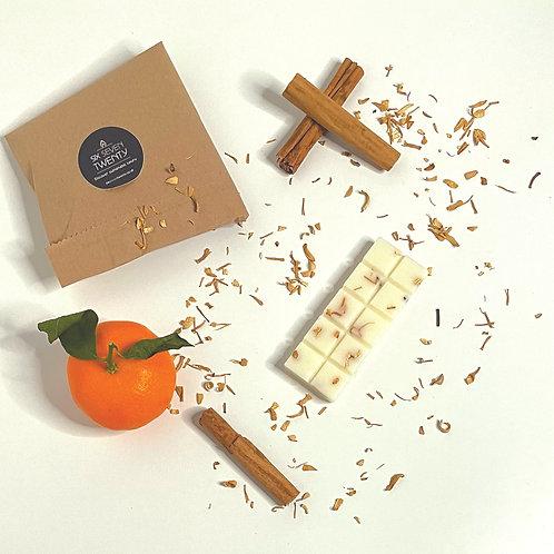 Spiced Mandarin Botanical Snap Bar