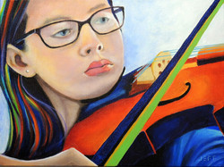 acrylic_portraIt_painting