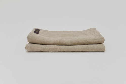 Washed Linen Natural Classic Napkin