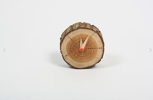 Table Forest Clock