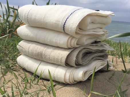 Huckaback Towels