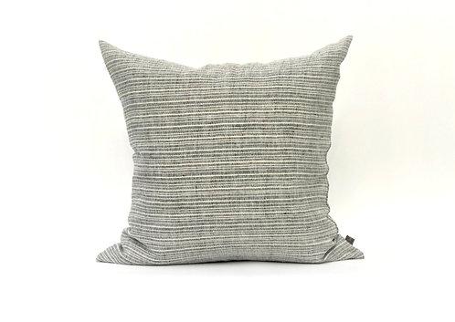 True Linen Slate Decorative Pillow