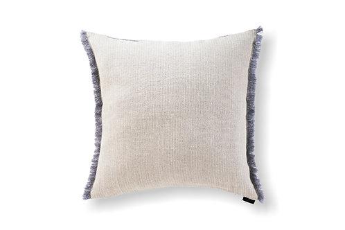 Herringbone Grey Linen Cushion
