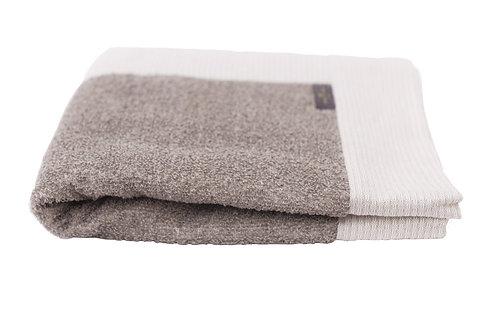 Cotton Linen Terry Bath Mat