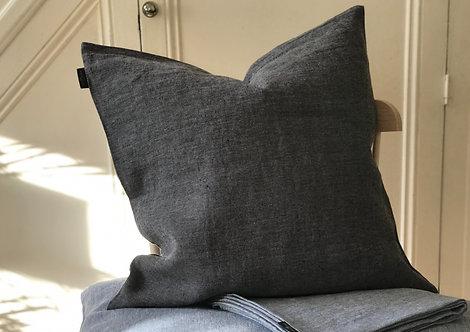 True Linen Grey Graphite Pillow