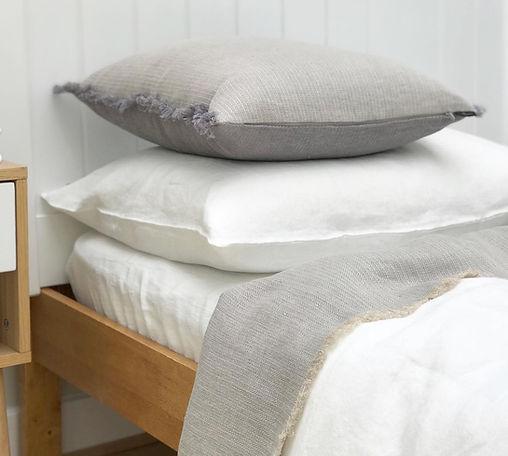 Light Grey Melange Bed Linen.jpg
