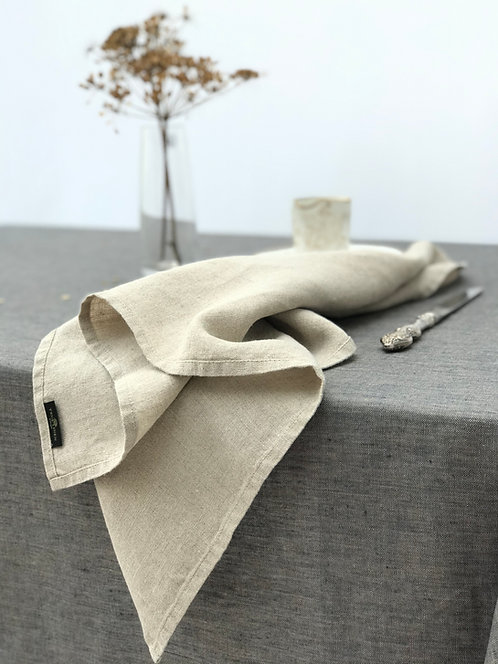 Natural Linen Kitchen Towel