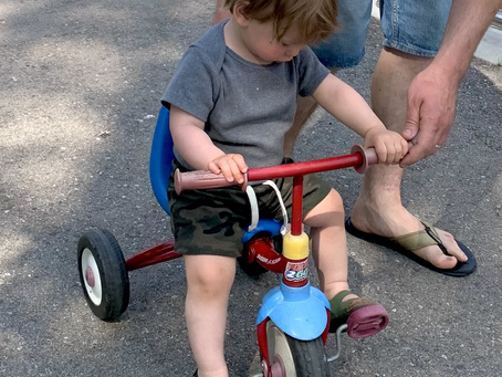 Lessons From a Tricycle
