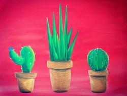 Succulents Three (Exclusive)