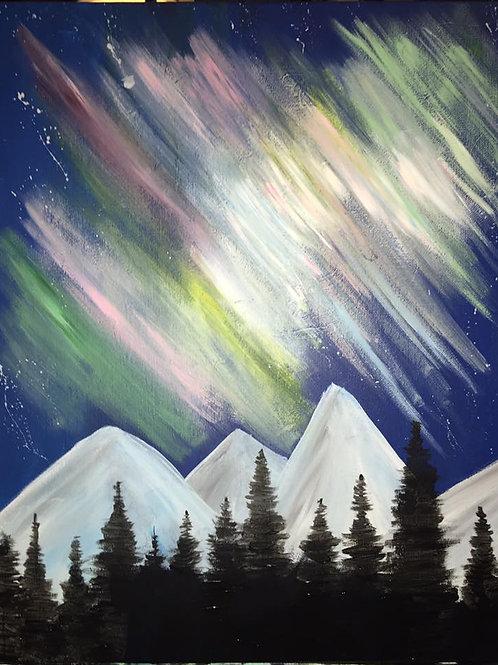 Aurora Borealis (Membership -Virtual)