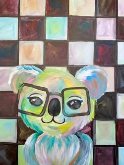 Nerdy Koala (Exclusive)