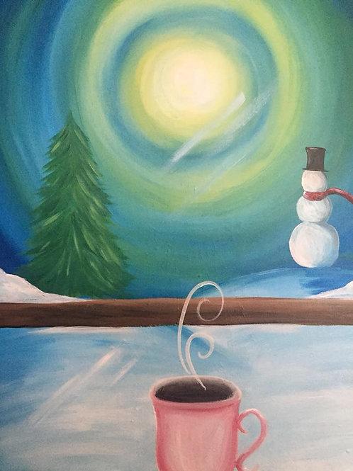 Mid-Winter Art Club (VIRTUAL)