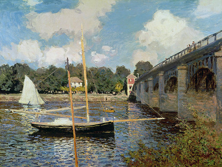 My Favourite Artist - Claude Monet