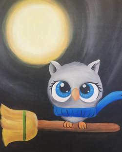 Halloween Owlet