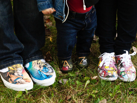 Mom Groups Are the Best Shoes