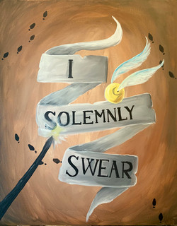 I Solemnly Swear (Exclusive)