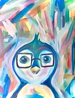 Nerdy Penguin