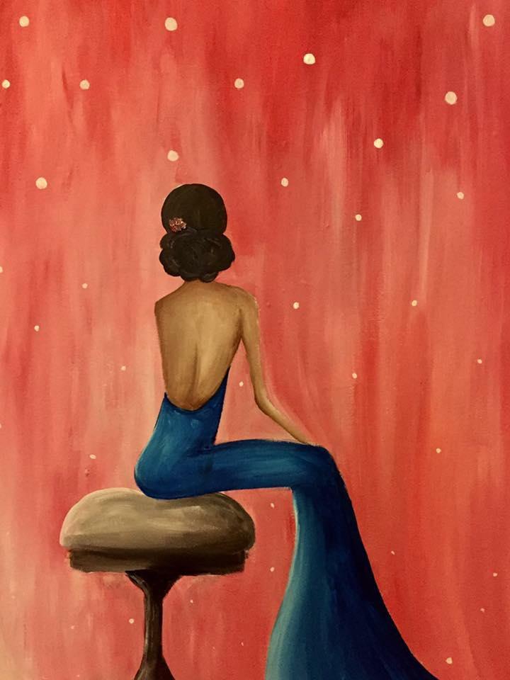 A Lady Waits