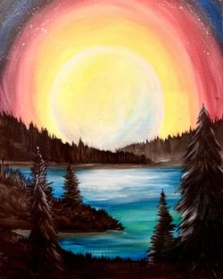 Sunset Lake - Exclusive
