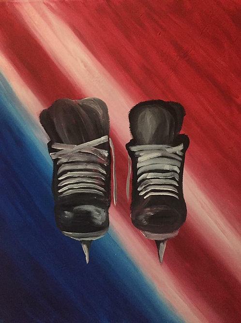 Hockey Skates (Virtual)
