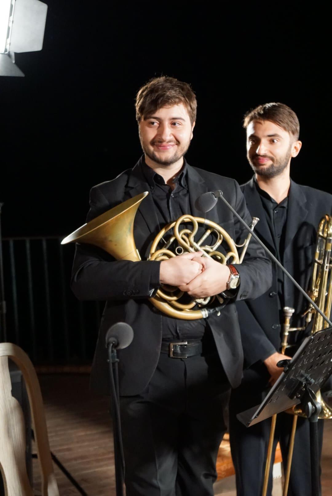 Billi Brass - RAI Radio Classica 7