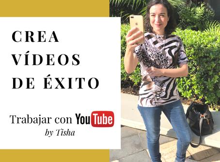Cómo hacer un vídeo de éxito para YouTube