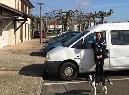 Cruzando Europa en coche