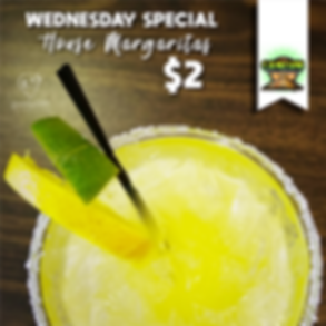 Wednesday Special in Cancun Grill and Cantina - Yummyland