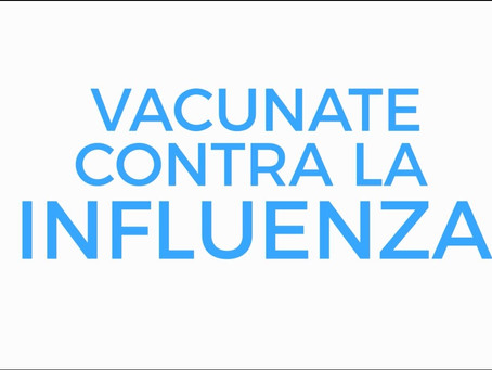 Ahora es un buen momento para vacunarse contra La Influenza