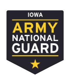 Logo Army Nationar Guard Iowa