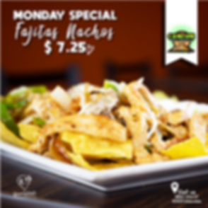 Monday Special in Cancun Grill and Cantina - Yummyland