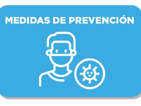 Medidas para ayudar a prevenir la propagación del COVID-19 si está enfermo