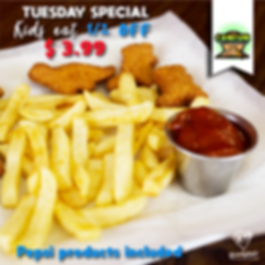 Tuesday Special in Cancun Grill and Cantina - Yummyland