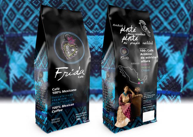 Frida Café descafeinado