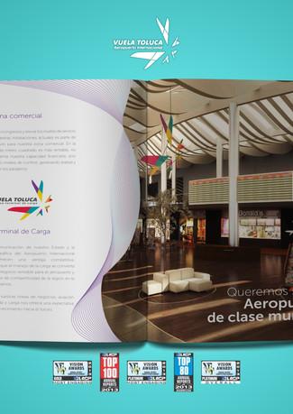 Annual Report VUELA TOLUCA 2012-2013