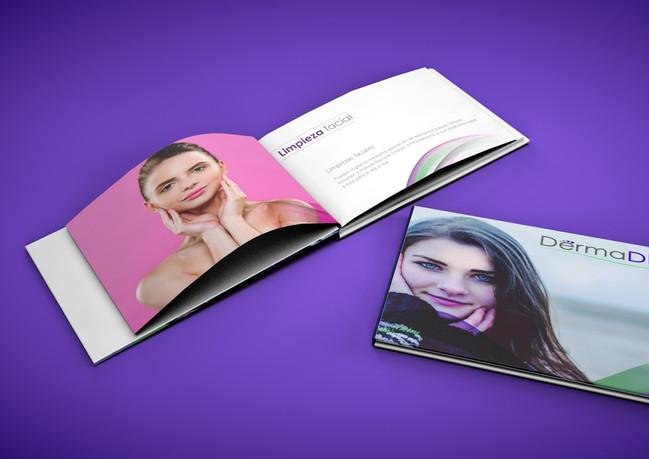 Brochure Derma DF