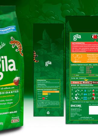 Café GILA® Mezcla Descafeinada