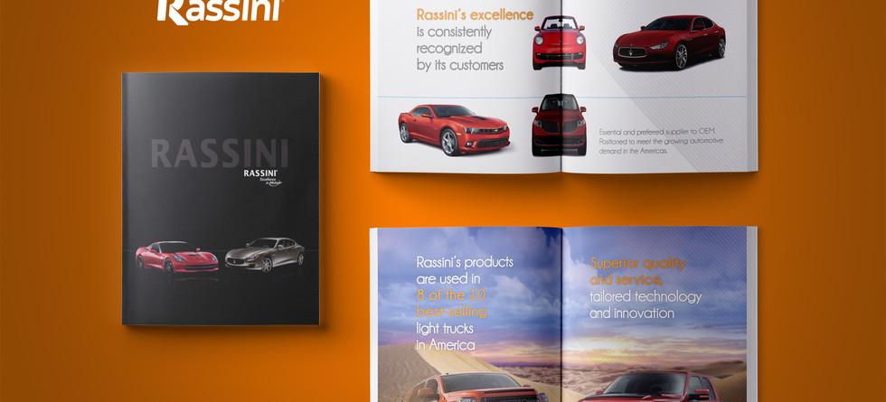 Brochure Rassini 2013