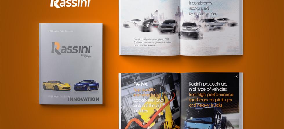 Brochure Rassini 2014