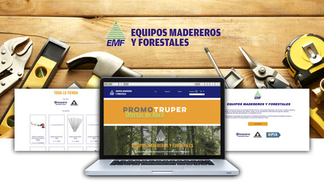 Equipos Madereros y Forestales